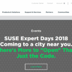SUSE Expert Days New