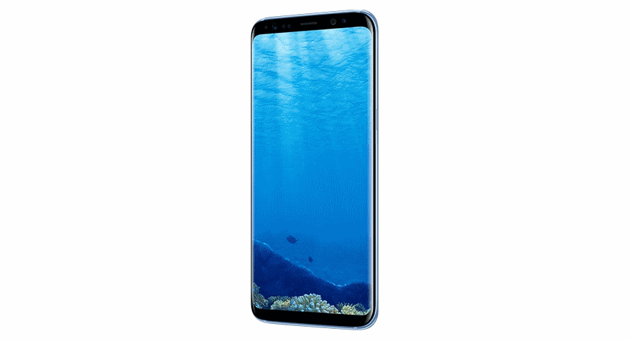Samsung Galaxy S8 Side
