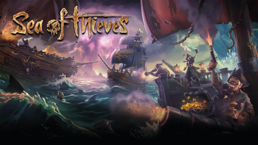 Sea of Thieves Rare Xbox