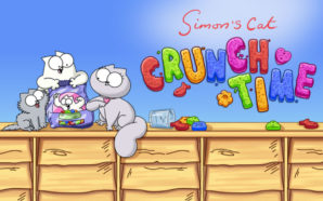 App do Dia – Simon's Cat – Crunch Time