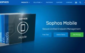 Sophos Mobile 8