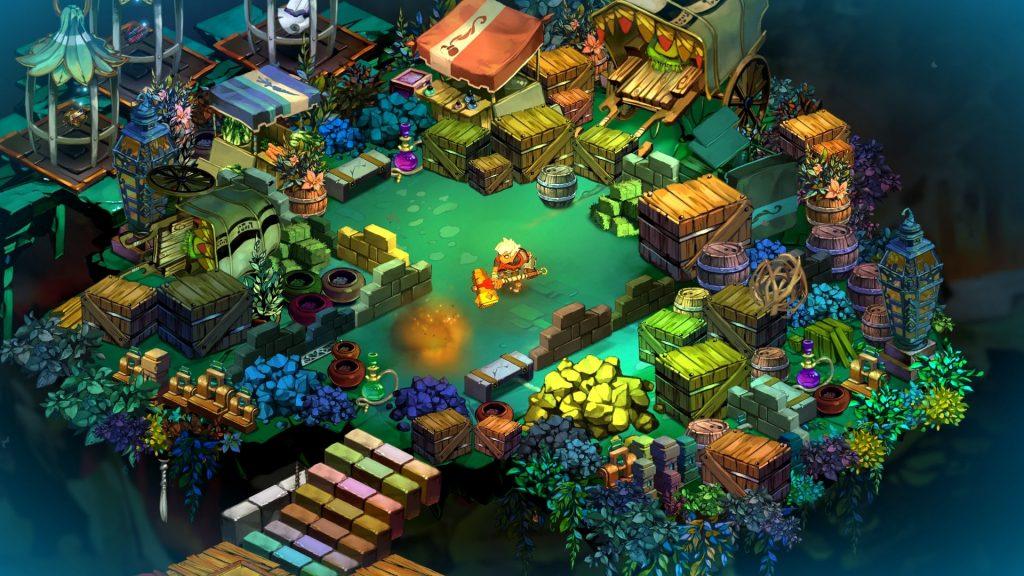 Source: Steam Product Page Foto por Supergiant Games / Divulgação jogos - Steam 1 1024x576 - Jogos que funcionam em qualquer PC