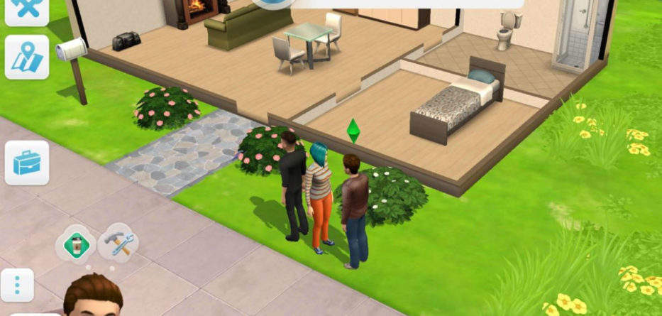 The Sims Mobile app the sims mobile - The Sims Mobile app 933x445 - App do Dia – The Sims Mobile