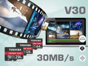 Toshiba EXCERIA M303