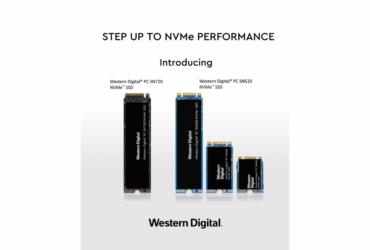 Western Digital SSD NVMe
