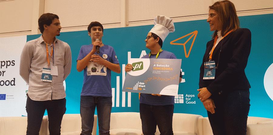 App Start Up Final wizard - App Start Up Final 900x445 - App 'Cook Wizard' é a vencedora da 1ª edição da App Start Up