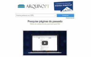 FCT lança primeira edição dos prémios Arquivo.pt