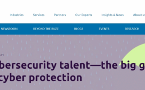 Capgemini Cybersecurity Talent