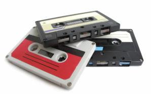 Recupere o áudio das suas cassetes e discos de vinil