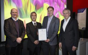 Projectores Epson certificados com selo TCO