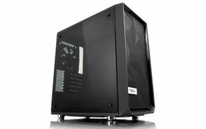 Fractal Design Meshify C Mini - Dark TG meshify Caixa Meshify C Mini – Dark TG da Fractal Design já está disponível na Europa Fractal Design Meshify C Mini Dark TG 298x186