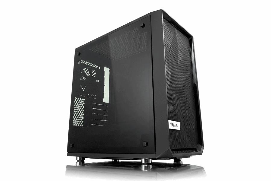 Fractal Design Meshify C Mini - Dark TG