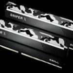 G.Skill Sniper X New