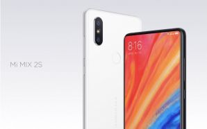 GSMArena Xiaomi Mi Mix 2s