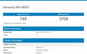 Samsung Galaxy J8+ já anda em testes