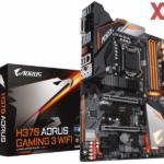 Gigabyte H370 AORUS Gaming 3
