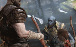 God of War tem novo trailer