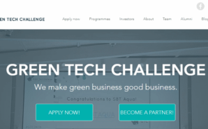 Green Tech Challenge green Green Tech Challenge vem pela segunda vez a Portugal Green Tech Challenge 298x186