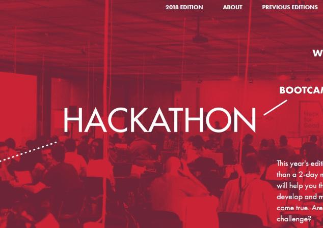 Hack for Good gulbenkian Gulbenkian convida sociedade a resolver desafios sociais em hackathon Hack for Good 634x449