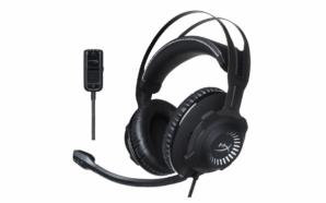 HyperX lança o headset Cloud Revolver Gunmetal