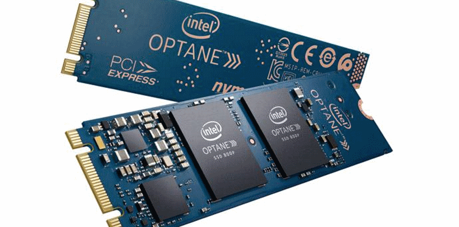 Intel Optane 800P New