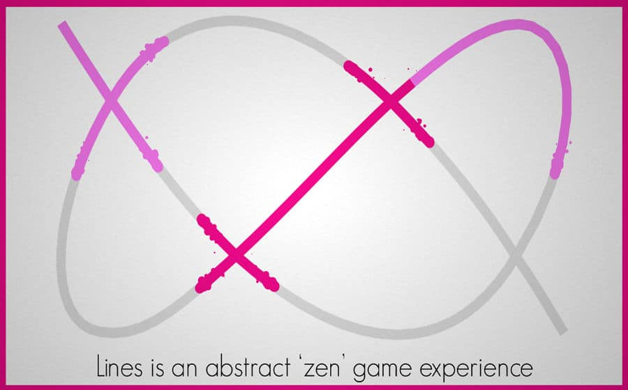 Lines the Game app