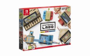 Nintendo revela novos detalhes sobre a Toy-Con Garage (Vídeo)