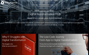 OutSystems Digital Transformation Hub
