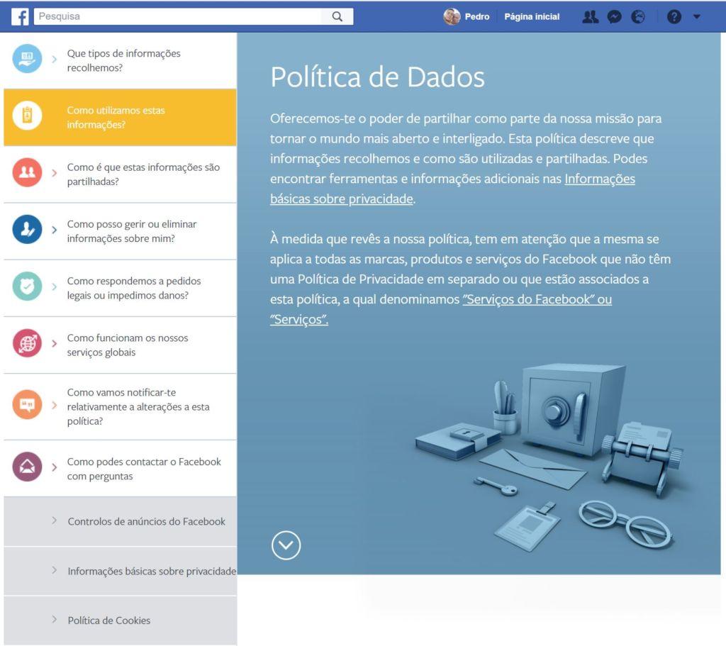 Politica de dados