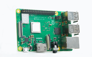 Raspberry Pi Foundation lança o Raspberry Pi 3 Model B+