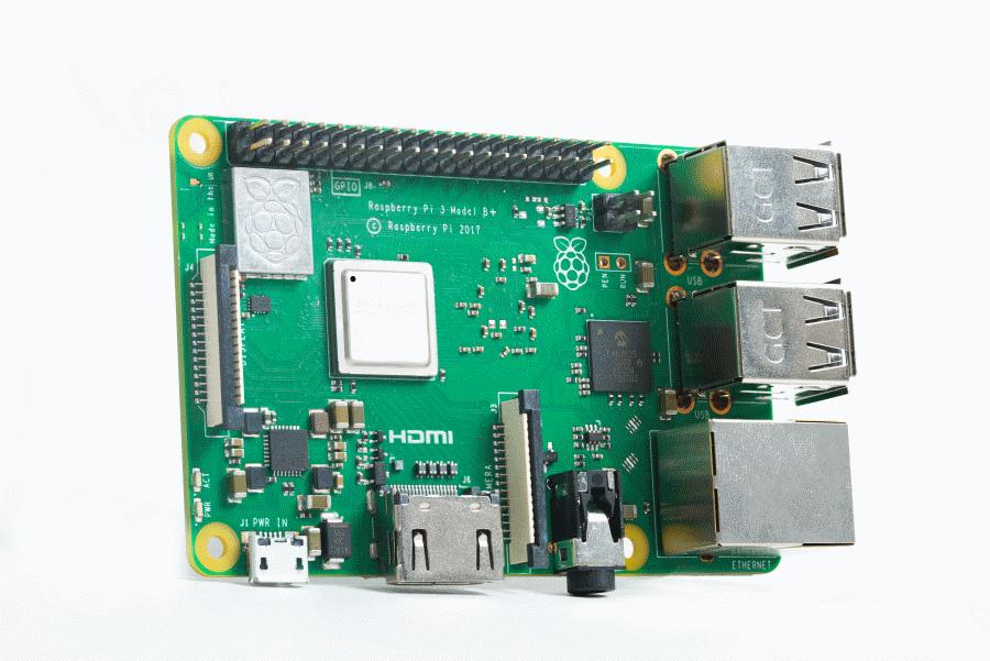 RpiF Raspberry Pi 3 Model B+