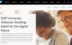 """SAP University Alliances tomar - SAP University Alliances 298x186 - Politécnico de Tomar integra programa """"SAP University Alliances"""""""