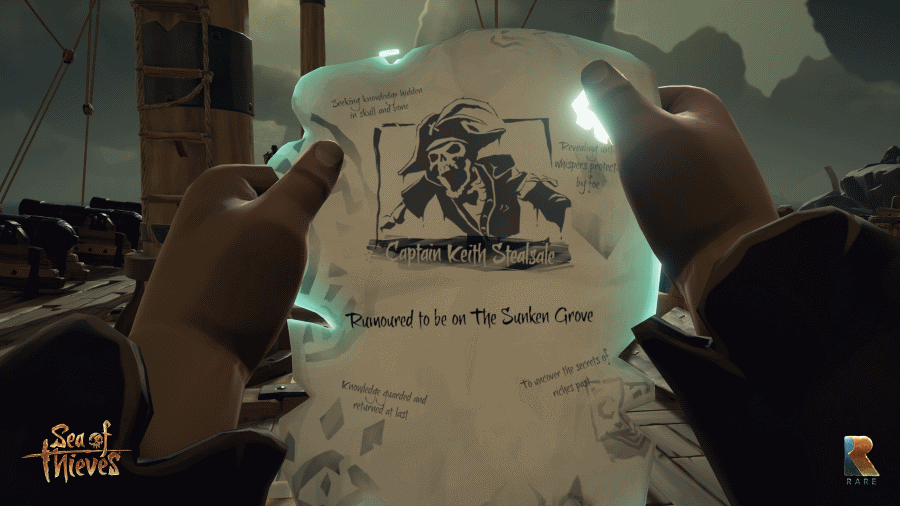 Sea of Thieves New
