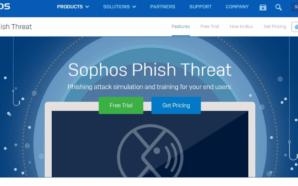 Sophos actualiza solução Phish Threat