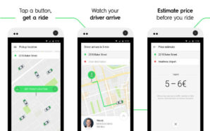 App do Dia – Taxify