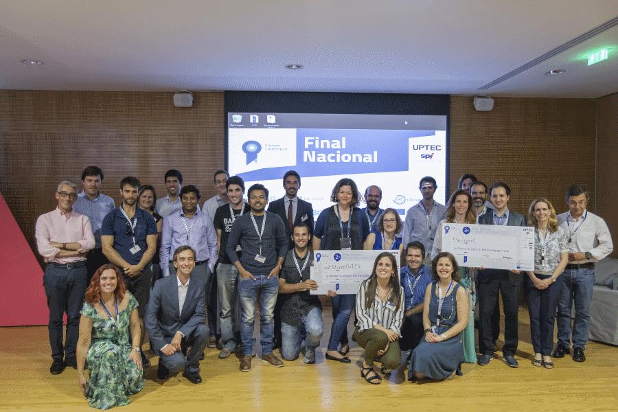UPTEC Final Nacional ClimateLaunchpad 2017