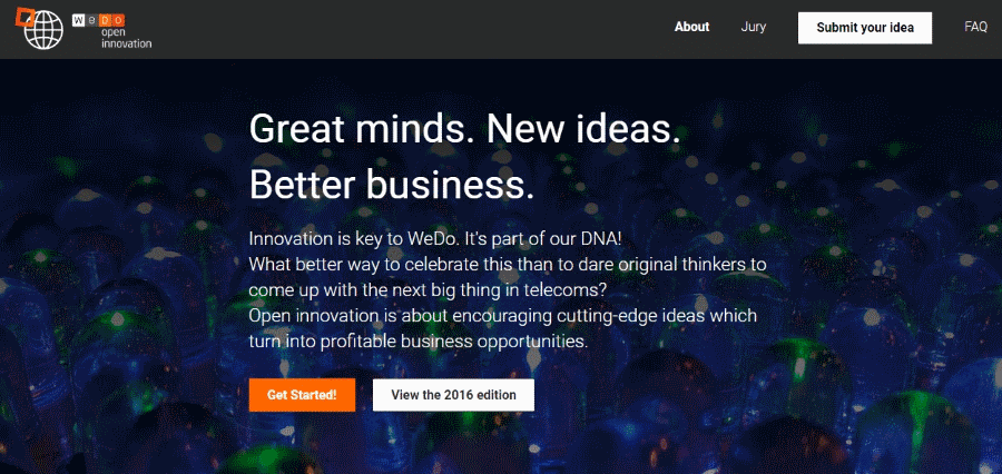 WeDo Open Innovation