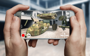 App World of Tanks AR Experience apresentada no GDC