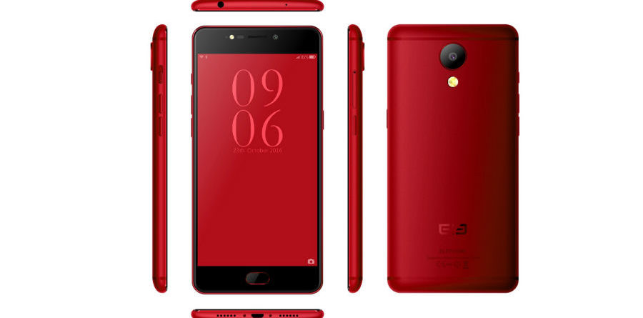 elephone p8 red