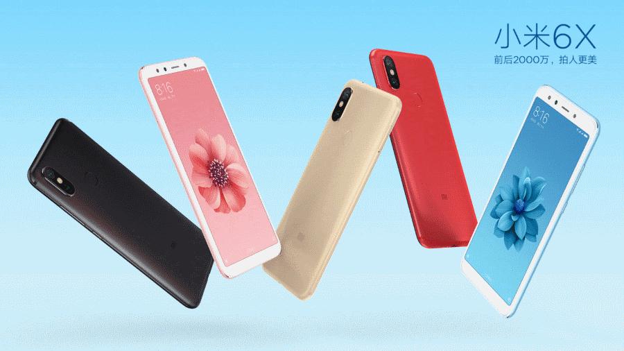 Android Headlines Xiaomi Mi 6X