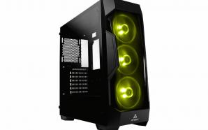 Antec expande gama de caixas Dark Fleet