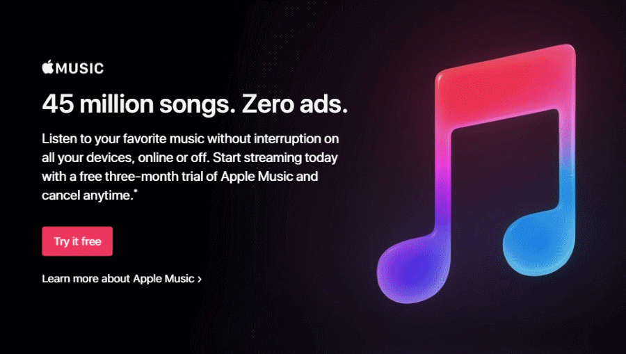 Apple Music New