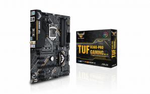Asus TUF B360-PRO GAMING WI-FI asus - Asus TUF B360 PRO GAMING WI FI 298x186 - Asus lança as motherboards H370, B360 e H310