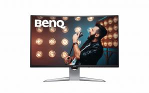 Novo monitor BenQ EX3203R suporta a tecnologia AMD FreeSync 2