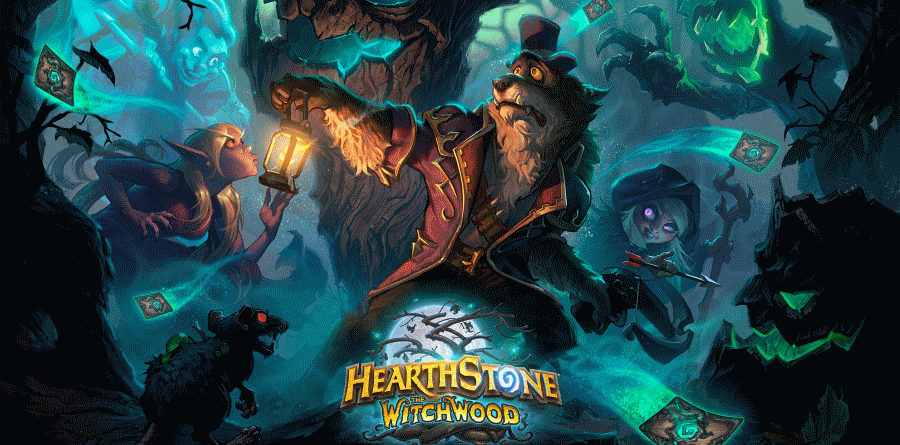 Blizzard Hearthstone Witchwood