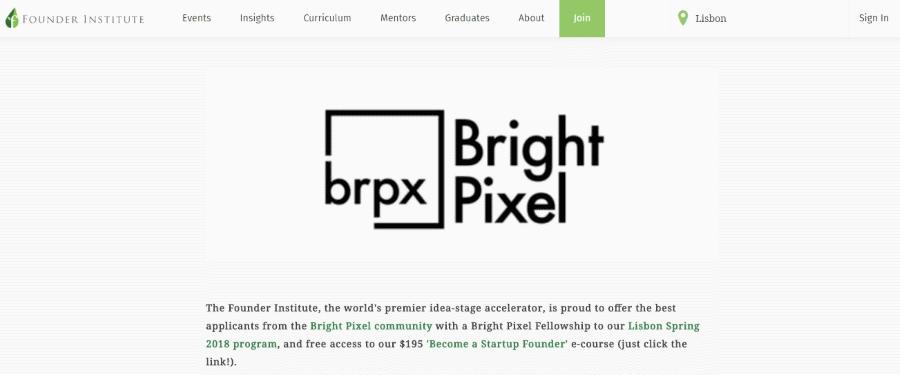 Bright Pixel New