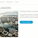 Cisco LoRaWAN New