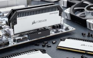 Corsair Dominator Platinum Special Edition CONTRAST