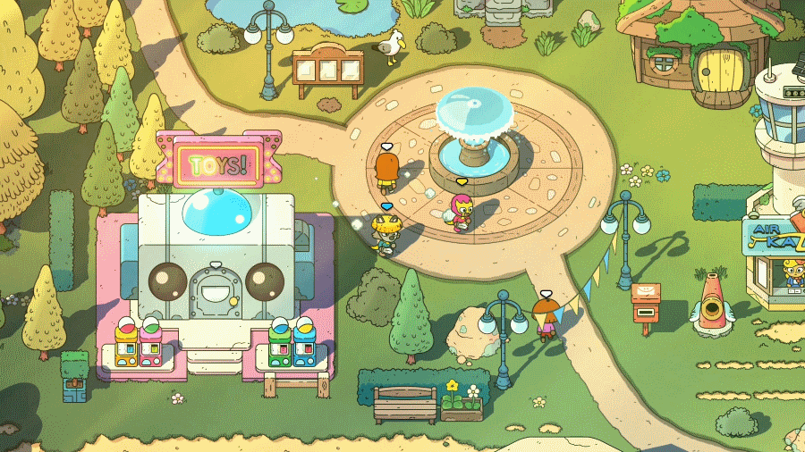 Devolver Digital The Swords of Ditto