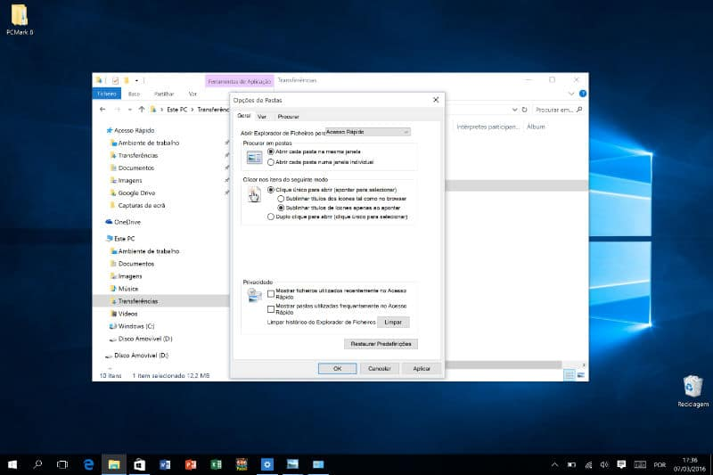windows 10 - Dica 15  - Corrija 21 problemas no Windows 10